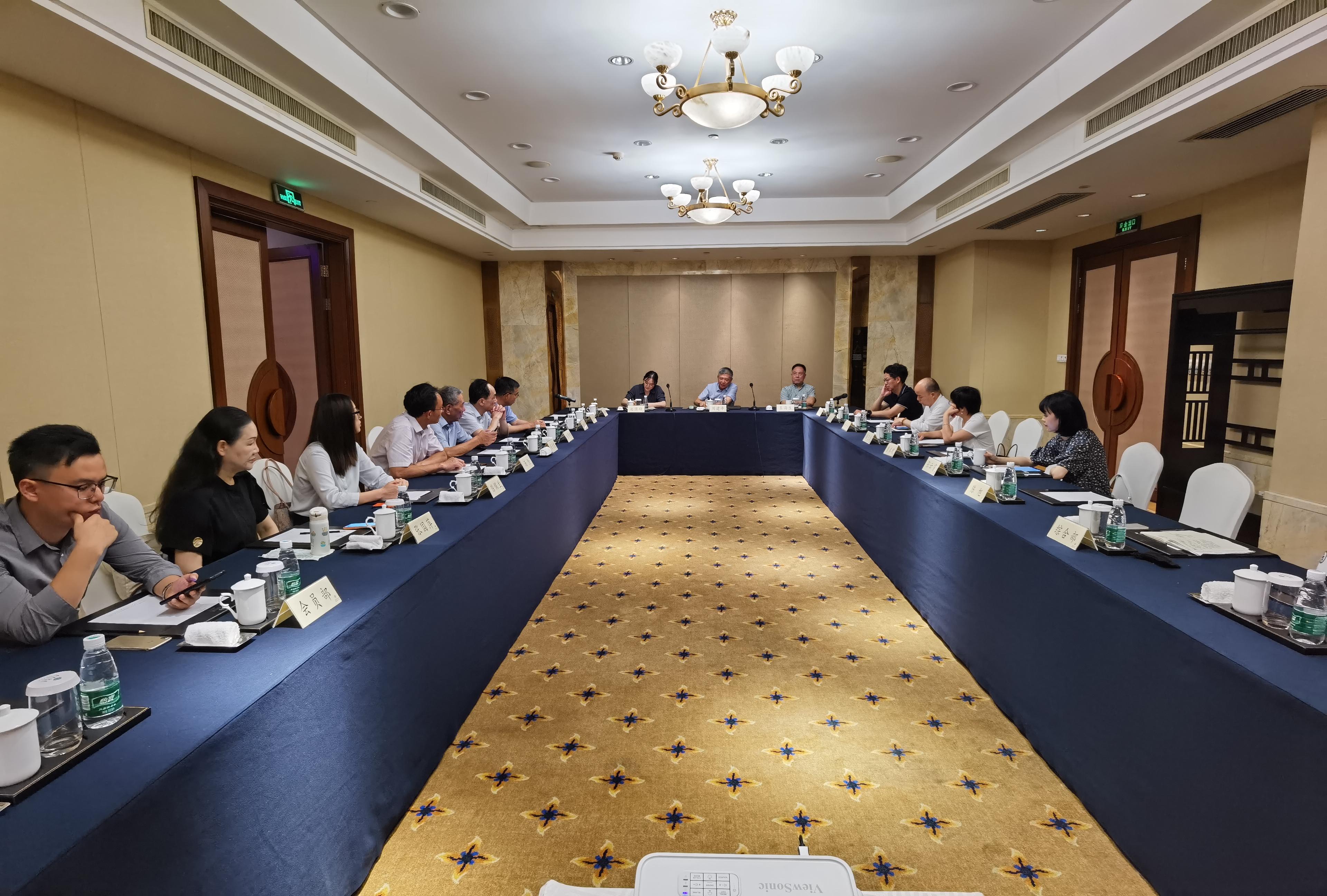 2021年6月25日下午,宁波市外经贸企业...
